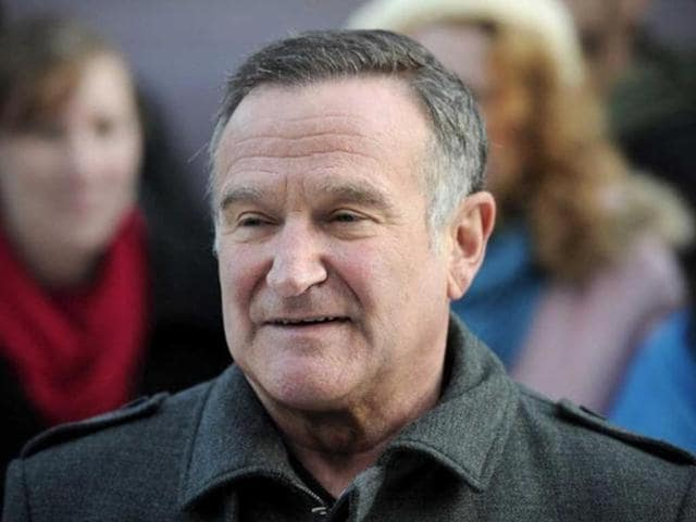 Robin Williams committed suicide in 2014.