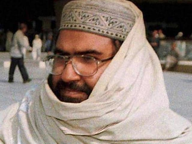 On March 31 this year, China, a veto-wielding permanent member of the UN Security Council, had blocked India's move to get JeM chief Masood Azhar designated a terrorist by the UN.(AP File Photo)