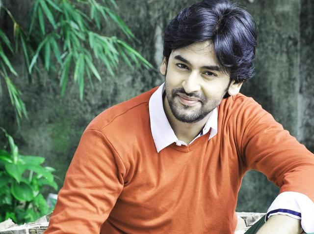 Actor Shashank Vyas says his patience and hard work has paid off well.