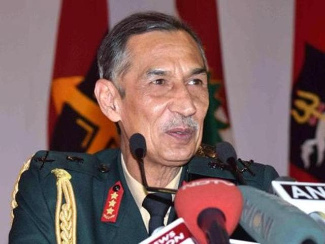 Northern Command chief Lt Gen DS Hooda attended the meeting to review the army's security preparedness along the Line of Control.