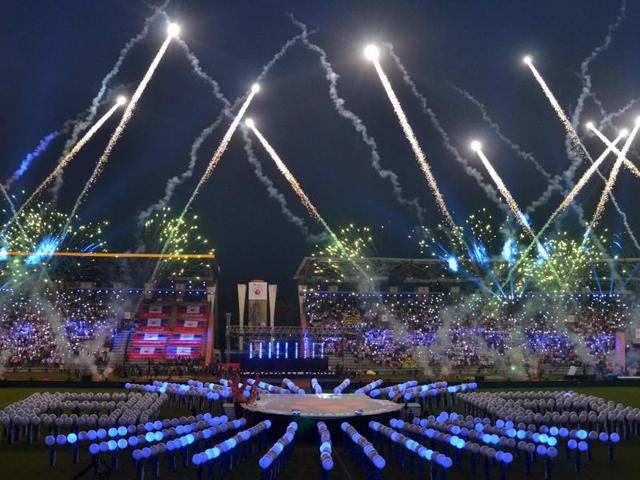 Indian Super League,ISL Opening Ceremony,NorthEast United FC
