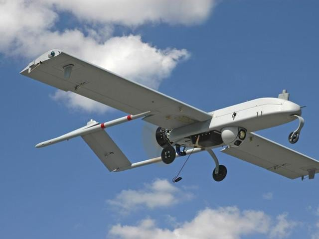 The seven precision hawk, drones were of a USA-make. Photo for representation.