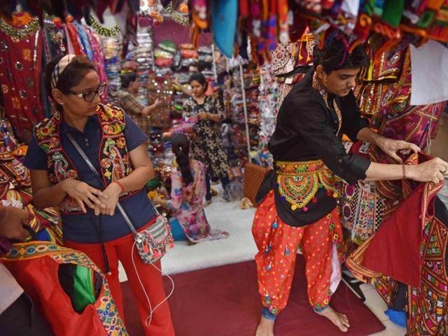 Navratri,Bhanushali Wadi Mitra Mandal,Kutch Bhanushali Seva Samaj Trust