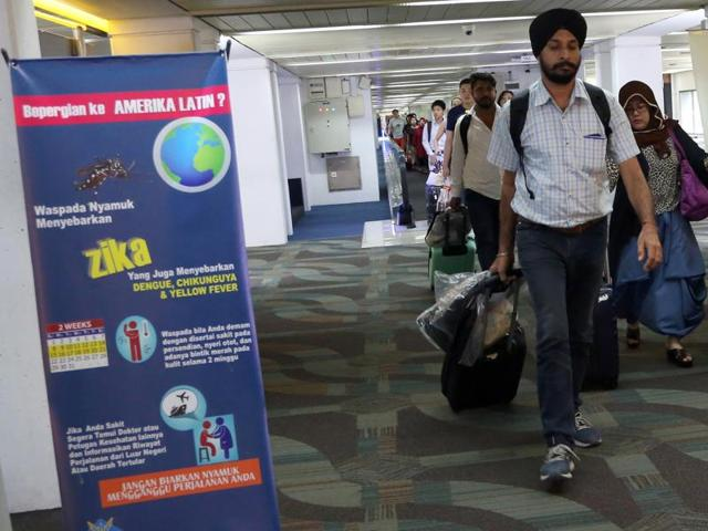 Zika babies,Microcephaly,Birth defects in India