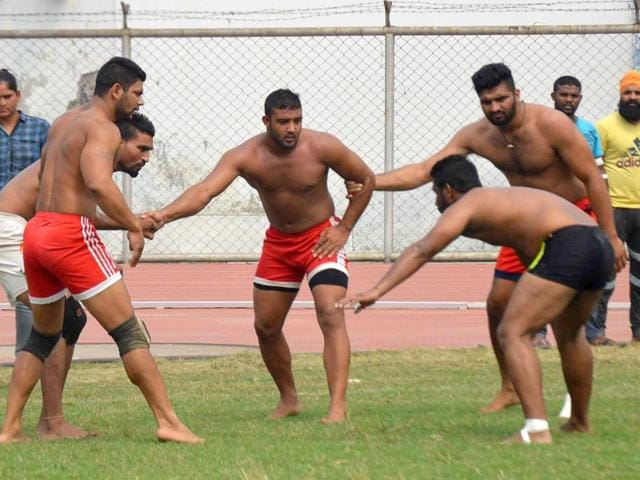 The decision to keep it out of the 2016 edition of World Cup Kabaddi (WCK) came after organising committee president and Punjab deputy chief minister Sukhbir Singh Badal consulted the other stakeholders this week.