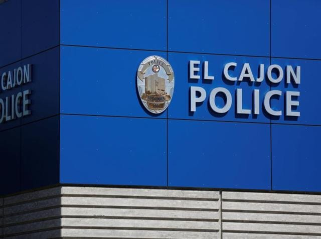 Unarmed black man,California,El Cajon shooting