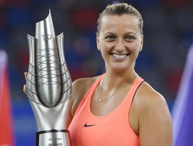 The title was Kvitova's first since August last year.