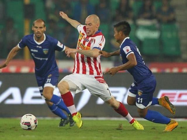 City-based side Atletico de Kolkata (ATK) will look to exact revenge against holders Chennaiyin FC.