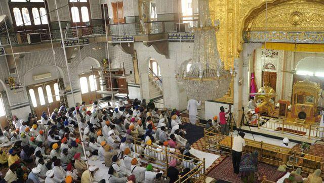 At the conclave, a large number of prominent Sikhs from all over the world had gathered.