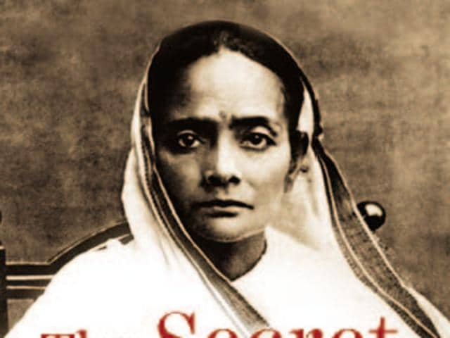 Neelima Dalmia, author of the book, The Secret Diary of Kasturba Gandhi.