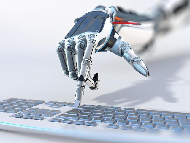 China,Robots,Customs officers