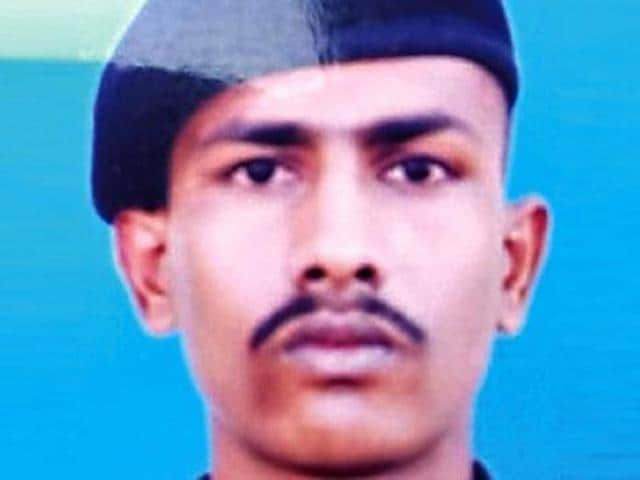 Indian soldier Chandu Chavan strayed across the LoC after the surgical strikes and was captured by the Pakistan Army.