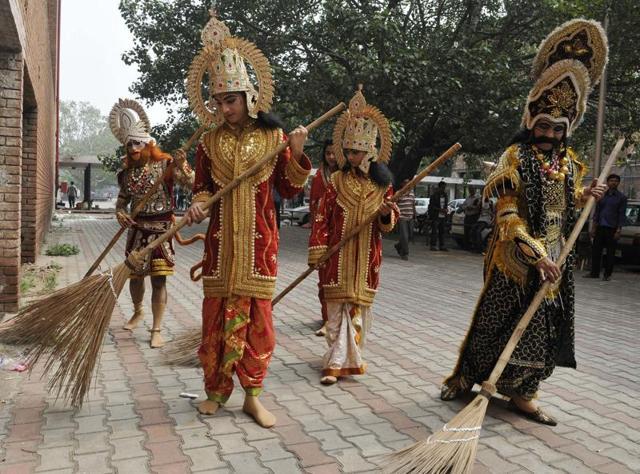 Ramlila,Mukesh Sharma,Garhwal Ramlila Mandal Bijli Board