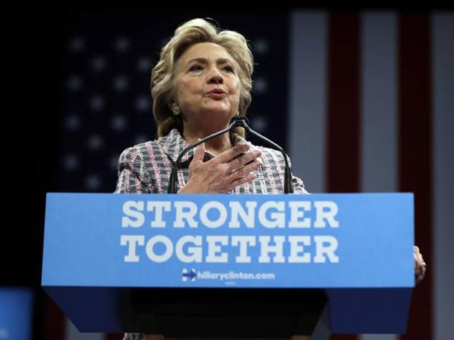 Hillary Clinton,Clinton campaign,US presidential election
