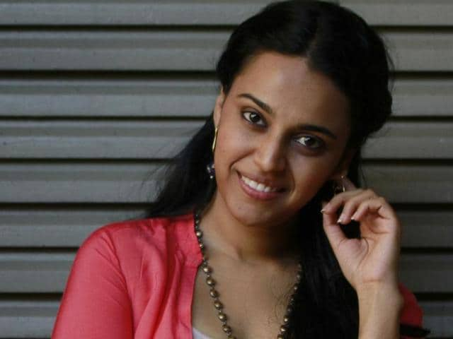 Swara Bhaskar says she has always landed in trouble whenever she has expressed her views about any social issues.