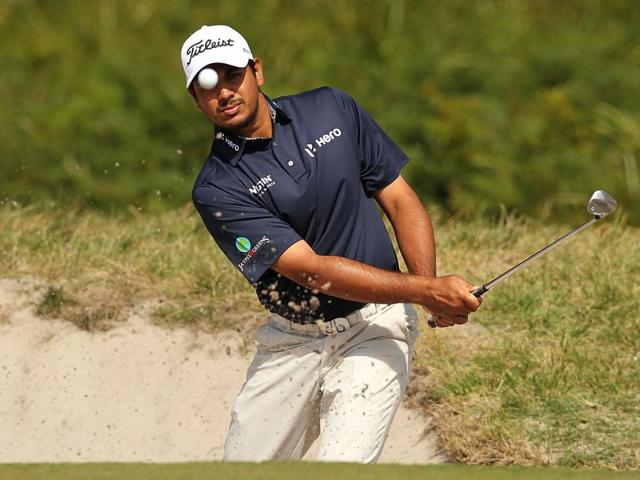 Gaganjeet Bhullar,Korea Open,Scott Vincent