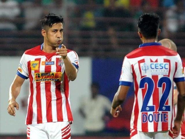 Indian Super League,Arata Izumi,Atletico de Kolkata