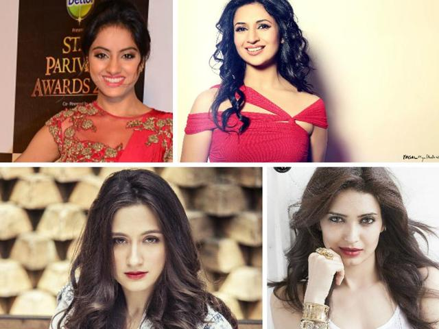 As Navratri begins, popular TV stars will make appearances at various pandals as guests across north India.