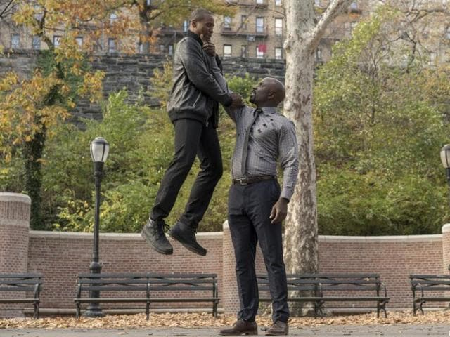 Luke Cage (played by Mike Colter) is the third superhero to come out of the Netflix-Marvel marriage after Daredevil and Jessica Jones and it still seems unbelievable that these shows also belong in the same universe as all those Avengers, Captain America, Thor movies.