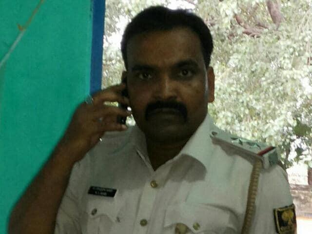 Bihar,Gaya,Cop shot dead