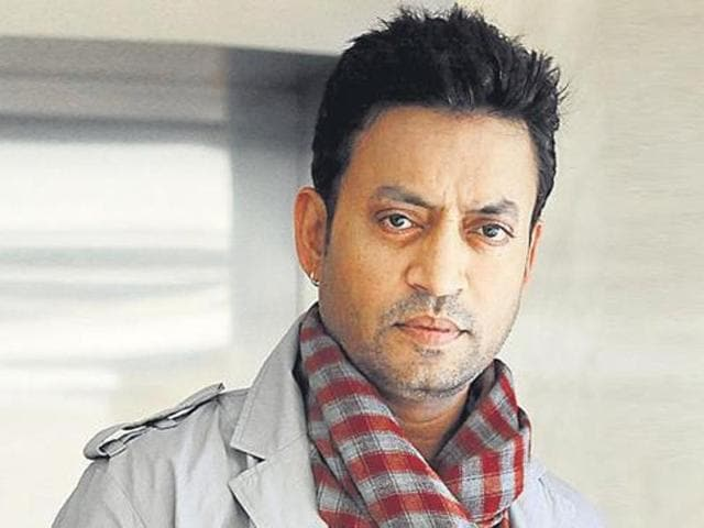 Irrfan Khan will be seen in upcoming the film Inferno, starring Tom Hanks.