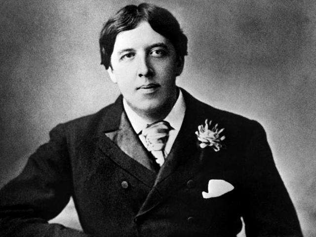 Oscar Fingal O'Flahertie Wills Wilde was born on October 16, 1854.