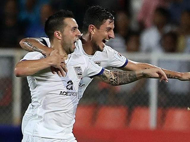 Argentine Matias Defederico scored the match-clincher in the 69th minute at the Shree Shiv Chhatrapati Sports Complex.