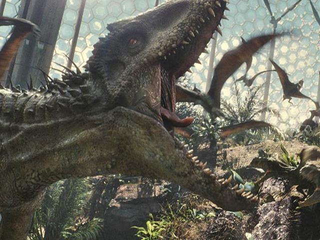 Jurassic World 2,Jurassic World,Jurassic Park