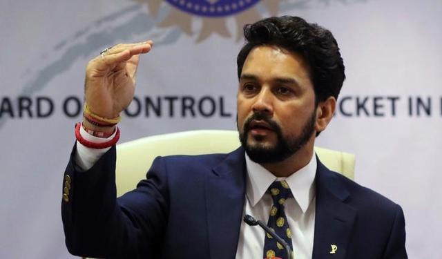 BCCI,Anurag Thakur,Justice RM Lodha