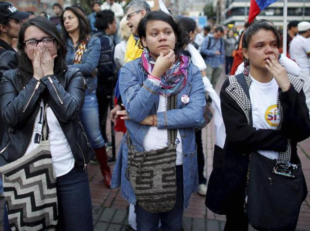 FARC,Colombia peace deal,Colombia referendum