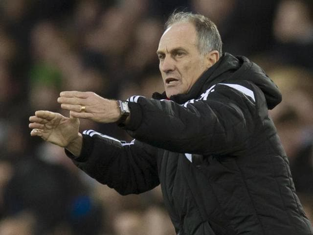 Guidolin's future has been in doubt after a poor start to the season.