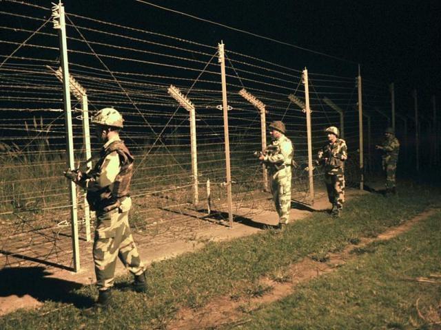 India-Pakistan,International Border,Line of Control