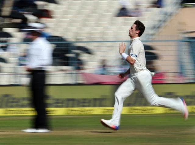For Matt Henry to come to the heat of India and take three wickets in each innings is no mean feat.