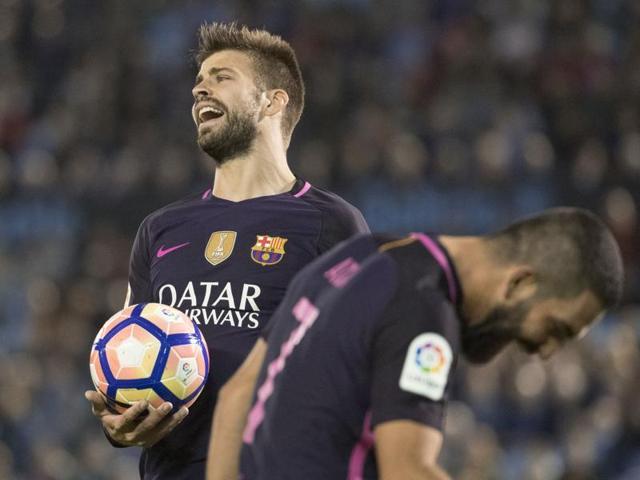 La Liga,Real Madrid,Barcelona