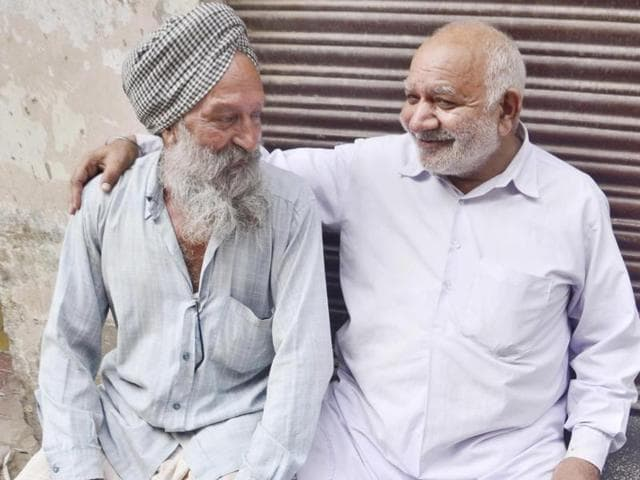 After seeing hardships, Peshawari Sikhs and Hindus have been living peacefully in the colony near Chheharta.
