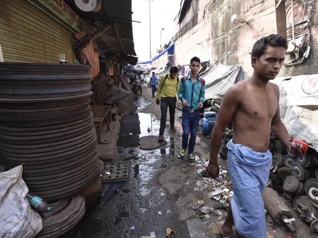 Swachh Bharat Mission,garbage disposal,Municipal Corporations