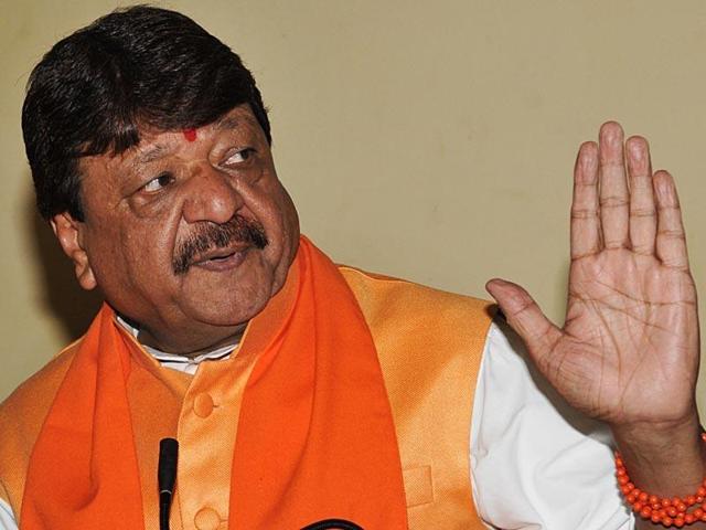 Kailash Vijayvargiya,BJP,Masood Azhar