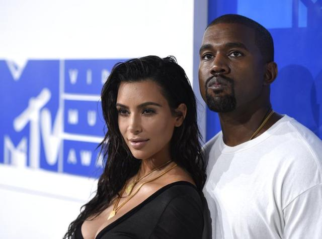 Kim Kardashian was held at gunpoint in a hotel in Paris on Sunday.