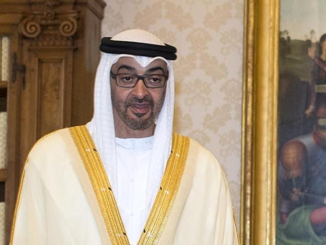 Crown Prince of Abu Dhabi Sheikh Mohammed bin Zayed al-Nahyan will be the second leader from the Gulf to be the chief guest at the Republic Day parade.