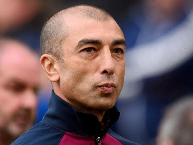 Villa have struggled to show any improvement under Di Matteo despite splashing out on several expensive new signings.