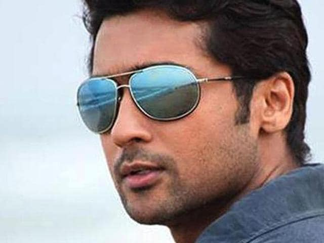Suriya is currently busy shooting for his new film, S3.