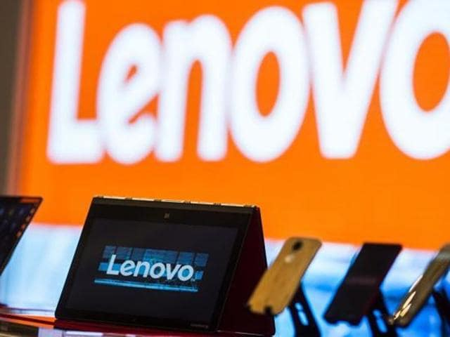 Chinese electronics goods maker Lenovo today said it considers India as a potential centre for manufacturing laptops.