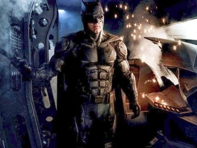 Affleck will reprise his role as Bruce Wayne/Batman in Justice League and then, the solo Batman movie which he will also direct
