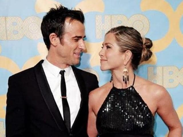 Justin Theroux,Jennifer Aniston,Celebrity Marriages
