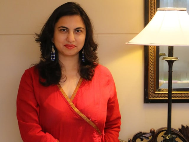 Author Anoothi Vishal discusses her latest book Mrs LC's Table.