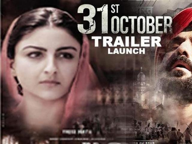 31st October is based on the anti-Sikh riots of 1984 in Delhi.