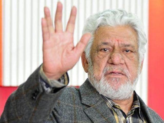 A section of Bollywood has slammed Om Puri for his comments.