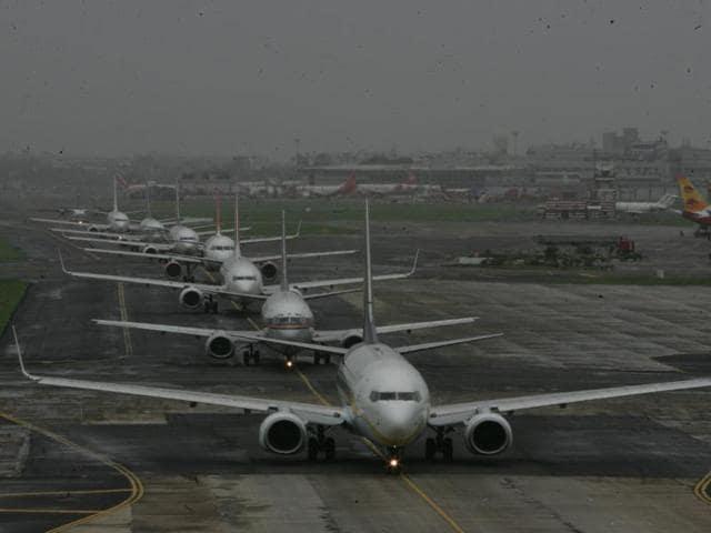Mumba airport