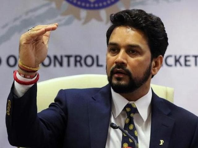 BCCI president Anurag Thakur said a final call on whether the rest of the New Zealand tour will go on or not will be taken on Wednesday.