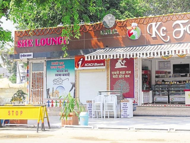 Bhopal,She Lounges,Bhopal Municipal Corporation